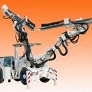 Буровые установки, оборудование и инструмент, Cамоходная буровая установка FACE MASTER 2.8S фото