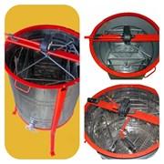 Медогонки из нержавеющей стали АВВ-100  2,3 и 4 х  фото