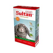 Корм СУЛТАН для кроликов с овощами 400г фото