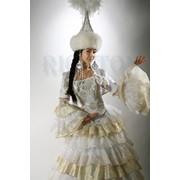 Прокат казахских платьев для концертов, праздников фото