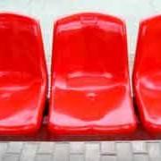 Сиденья стеклопластиковые - антивандальное исполнение, защита от действия УФ, влаги, температурного воздействия фото