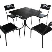 Комплект(стол,стул) М158-2 фото