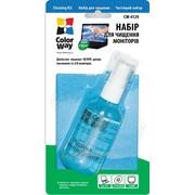 Чистящий набор ColorWay (CW-4129) 2в1 для мониторов, код 25065 фото