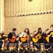 Уроки игры на гитаре для взрослых. Соло. Аккомпанемент. Киев. Центр. фото