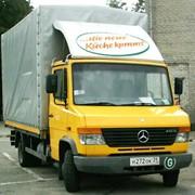 Перевозки комплектных грузов фото