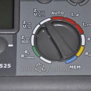 Измерение отключающего дифференциального тока и времени отключения УЗО, ЭФИ фото