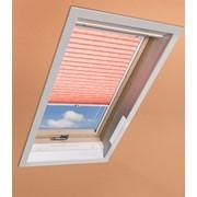 Плиссированная штора Fakro APS фото