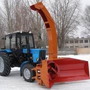 Снегоочиститель роторный ЕМ-800-01(02) с гидроприводом фото