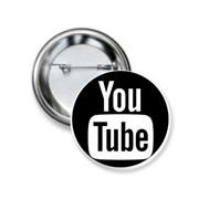 Значок YouTube/ Ютуб №1 фото