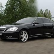 Прокат Mercedes-Benz S 500 Long, W 221 фото