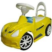 Машинка-каталка Спорткар фото