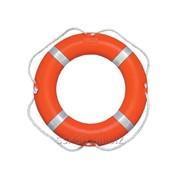 Спасательный круг морской КС-ППЭ-4,0 с сертификатом РМРС фото