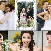 Фото и видеосъёмка профессиональная свадеб, юбилеев, праздников презентаций фото