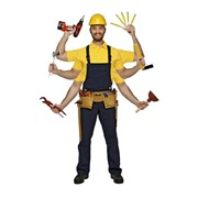 Мелкий ремонт, мастер на дом, муж на час, домашний мастер фото