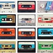 Аудиокассеты в ассортименте фото