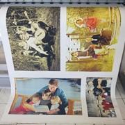 Печать на холсте в Шымкенте фото