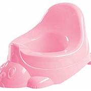 Горшок-игрушка Бытпласт 431326105 розовый фото