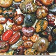 Полудрагоценные камни фото