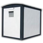 Блок контейнер для дизельных электростанций фото