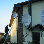 Установка спутниковых антенн в Кошарах Южный Одесса фото