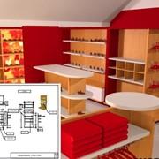 Дизайн-проект магазина фото