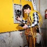 Электромонтаж внутренних и наружных сетей электроснабжения фото
