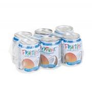 Сокосодержащий напиток FRUITING Манго с кусочками кокоса, 0,238 мл (упаковка 6 шт) фото