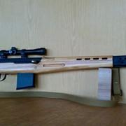 Винтовка снайперская СВТ-40. фото