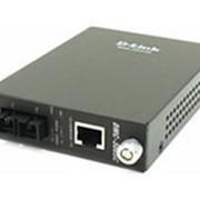 Медиаконвертеры D-Link (DMC-F02SCA1A) фото