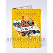 Обложка 084 для паспорта фото