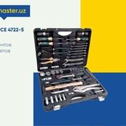 Набор инструментов Rock FORCE 4722-5 (предм. 72)  фото