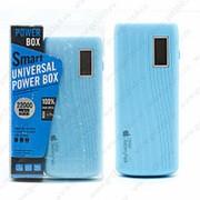 Power Bank Smart Power Box 22000 mAh Blue (Синий) фото