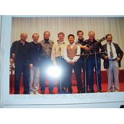 Организация концертов для авторов— исполнителей. фото
