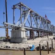 Мосты железнодорожные фото