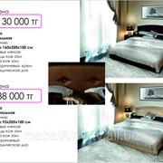 Кровать двухспальная Сирена фото