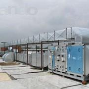 Монтаж и обслуживание систем кондиционирования и вентиляции. Изготовление, комплектация, монтаж, сервис, систем вентиляции и кондиционирования воздуха. фото