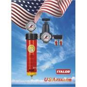 Воздушный фильтр с манометром ITALCO AC6001 фото
