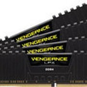 Модуль памяти DDR4 32GB (4*8GB) Corsair CMK32GX4M4A2400C14 фото