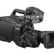 Портативная HD/SD вещательная камера HSC-300 фото