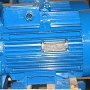 Электродвигатель асинхронный, серии АИР, трехфазный фото