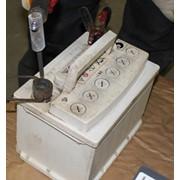 Ремонт клемм аккумуляторов. фото