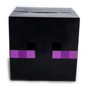 Minecraft head - Enderman фото