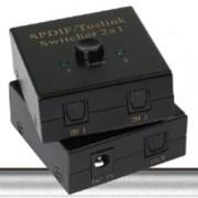 Конвертер Digital Audio Switcher 2x1 фото