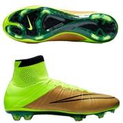Бутсы Nike MERCURIAL SUPERFLY LTHR FG фото