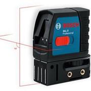 Лазерный нивелир Bosch GLL 2 Professional фото