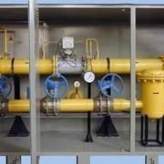 Пункт учета расхода газа с обогревом ПУРГ-65-ЭК 1 обогреватель фото