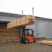 Сушка древесины, пиломатериалов и термическая обработка поддонов IPPC фото