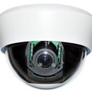 Купольная варифокальная камера 700ТВЛ фото