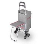Сумка-холодильник Thermos Wheeled Shopping Trolley Grey фото
