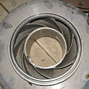 КсД 120-125 (8КсД5-3) В-4941 Колесо рабочее I ступени, 18,5кг, СЧ20 фото